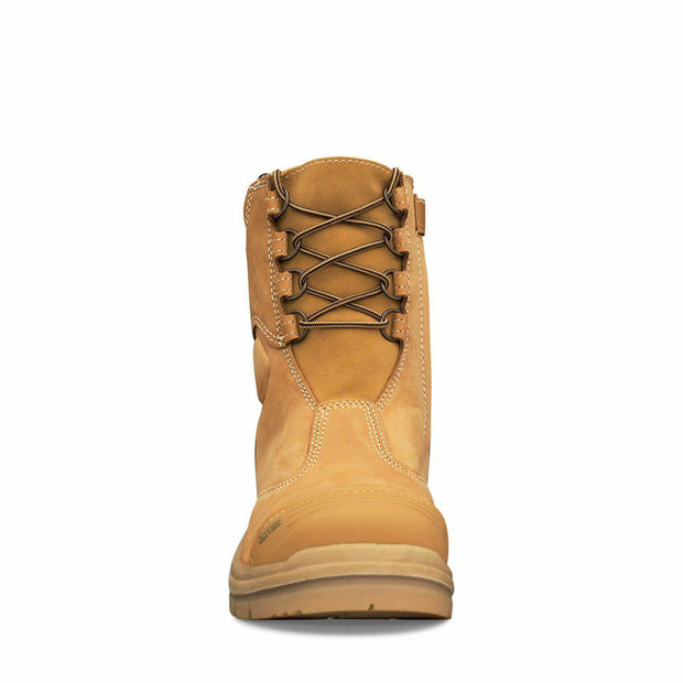 Oliver-55385-200mm Wheat Safety Boot