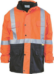 DNC-3863-Two Tone Waterproof Jacket