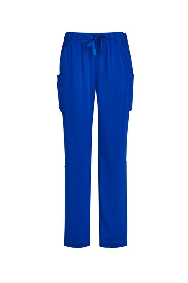 Biz Care-CSP944LL-Women's Straight Leg Scrub Pants