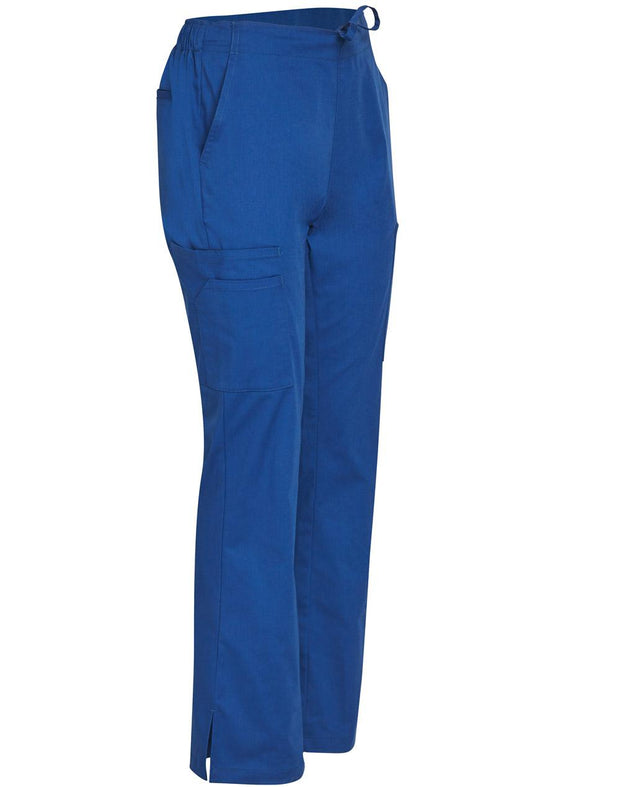 Benchmark-M9720-Ladies Slim Leg Scrub Pants