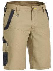 Bisley-BSHC1130-Mechanical Stretch Short