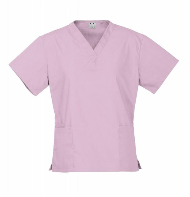 Biz Collection-H10622-Classic Ladies Scrubs Top