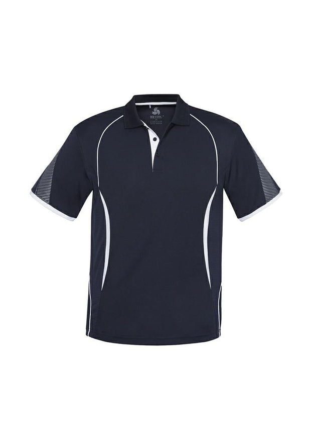 Biz Collection-P405MS-Mens Razor S/S Polo