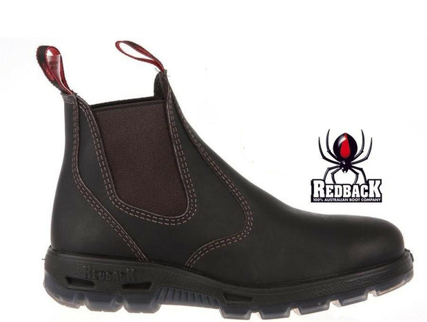 Redback-UBOK-Non Safety Elastic Sided Boot