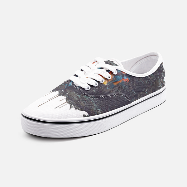 Melted Painting Sneakers