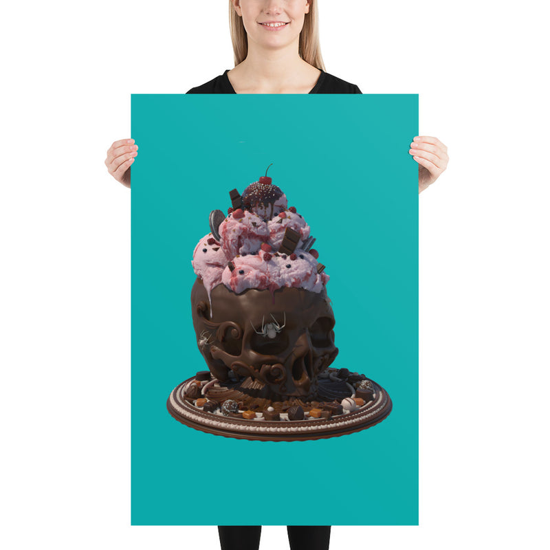 Deadly Icecream Poster
