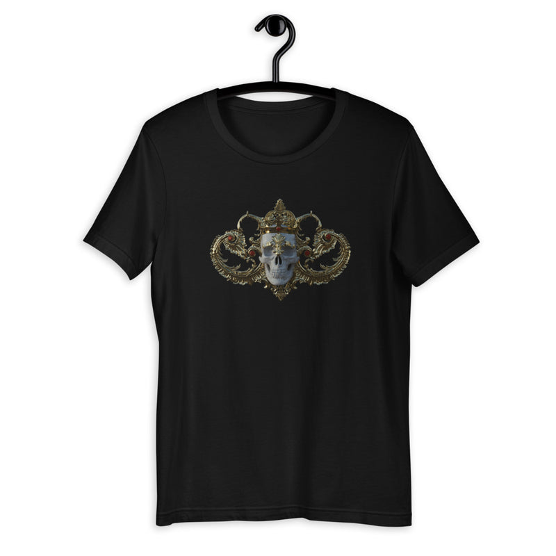 Baroque Jewelry Design 2 Unisex T-Shirt