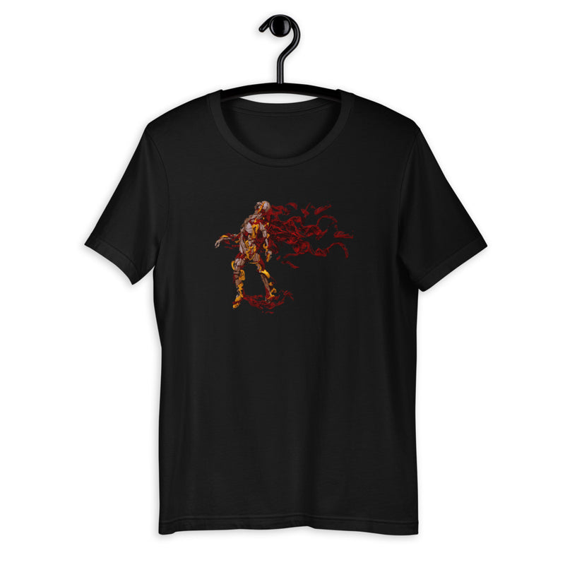 Inner Outer Zombie Anatomie Color Unisex T-Shirt