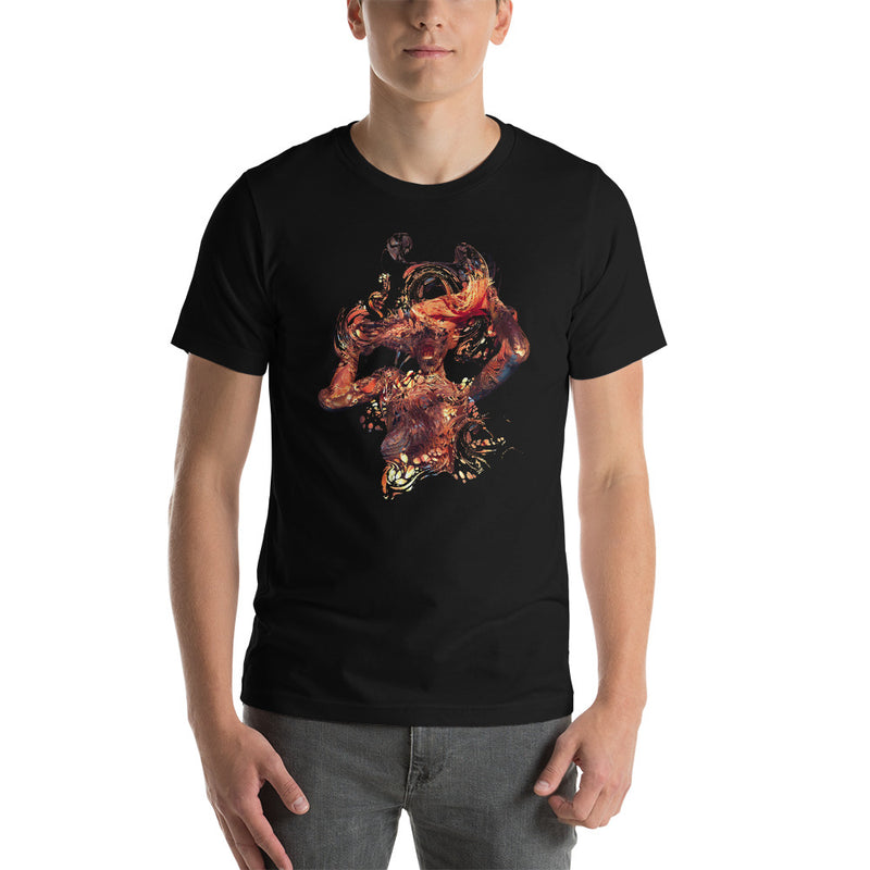 Fire Thought Unisex T-Shirt