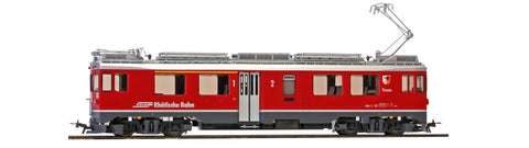 "Rhb-ABe 4/4 53 Berninatriebwagen ""TIRANO"" Digital Sound"