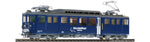 "MOB BDe 4/4 3005 ""GoldenPass Services"" blau"