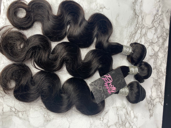 Straight / Body Wave - Bundle Deal