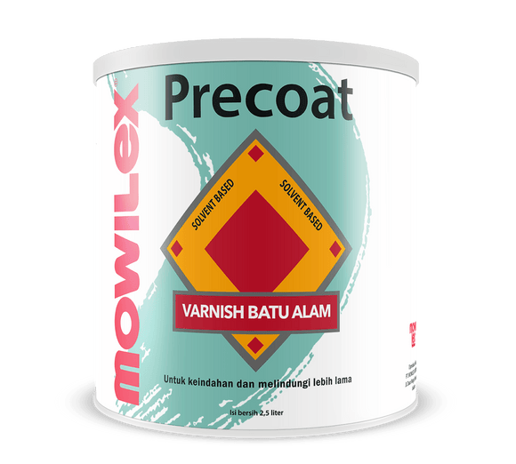 Varnish Batu Alam Mowilex Black