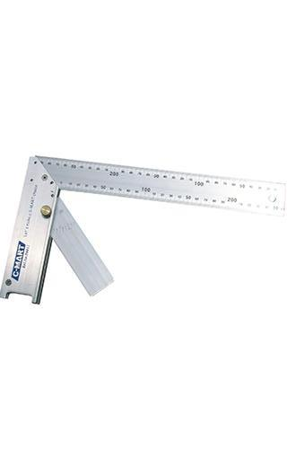 Combination Try Square Stainless Steel 300 MM / 12 IN CD0017-12 CMART