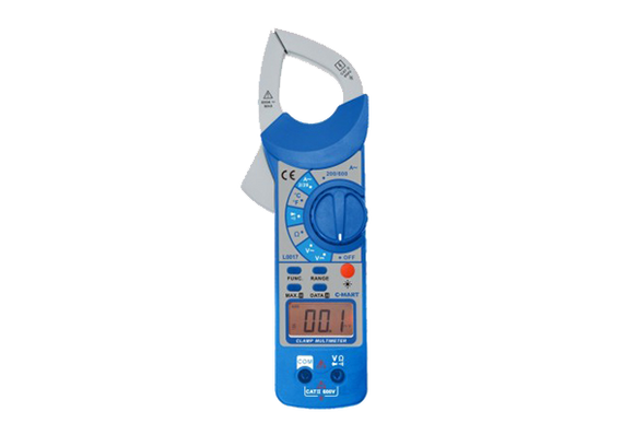 Multimeter Digital ( Penjepit Meter ) Cl0017 Cmart