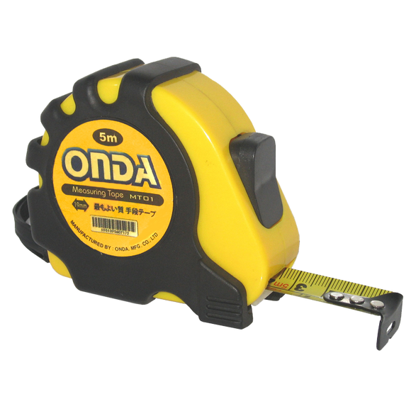 Measuring Tape ONDA MT 01 5 Mtr