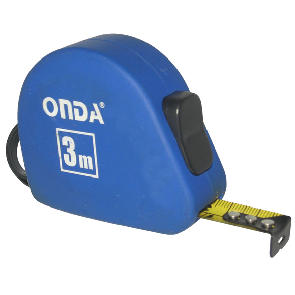 Measuring Tape ONDA MT 02 3 Mtr