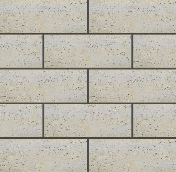 FLEXIWALL COLORED TRAVERTINE STONE CTS-003 597 X 297 MM