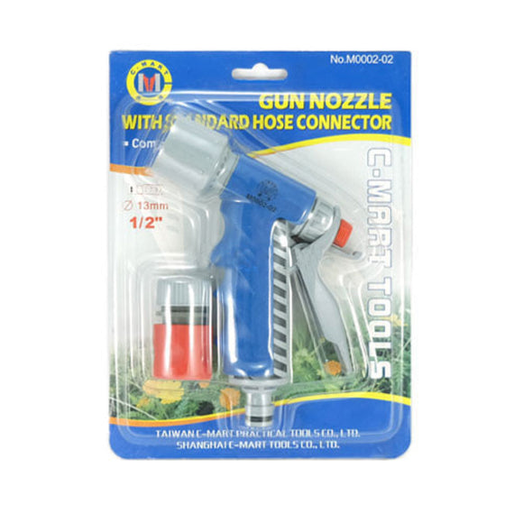 Gun Zozzle With Standard Hose Connector 1/2 IN CMART