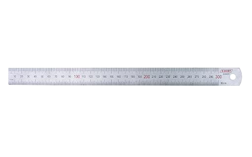 Penggaris Stainless CMART CD0019 (Stainless Steel Ruler)