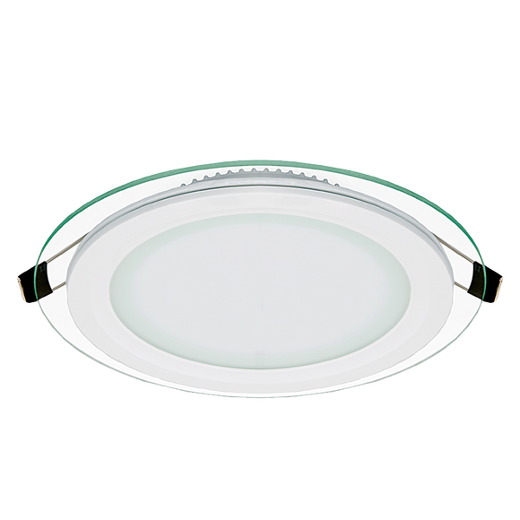 Lampu Downlight DL-IB-24R LED 24 W Bulat Kaca Putih FATRO