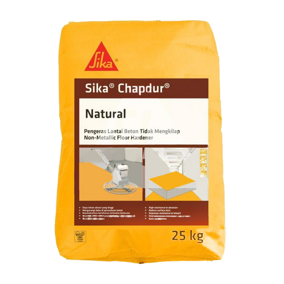 Sika Chapdur Natural 25 Kg
