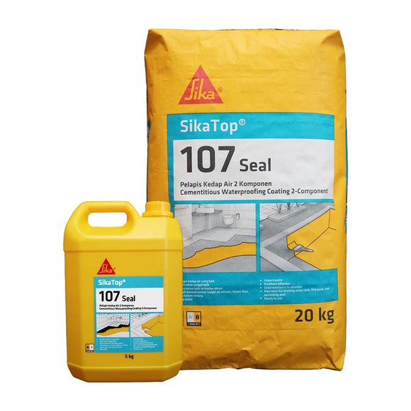 SIKA TOP 107 Seal 2 Komponen