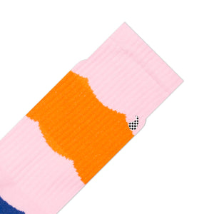 cool bright performance socks