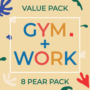 Gym + Work XL Value Pack