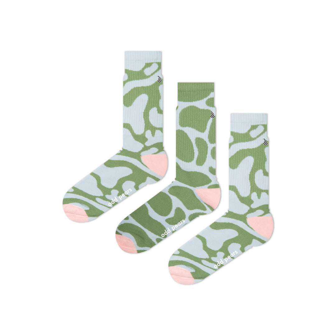 cool unisex athletic socks