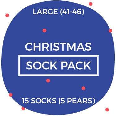 XMAS SOCK PACK (large)