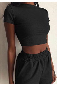 Trinnie 2 Piece - Black