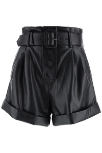 Colton Leather Shorts