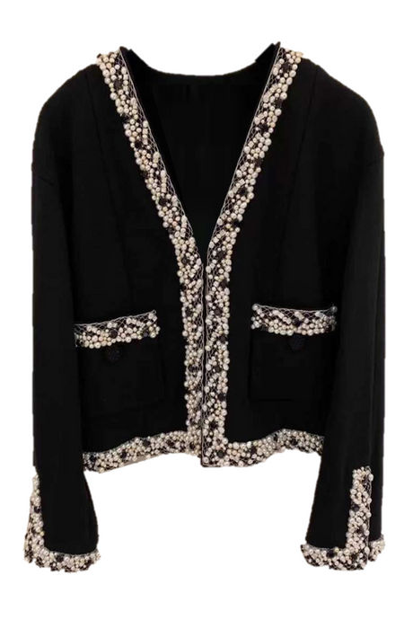 Aurelia Beaded Cardigan