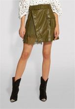 Load image into Gallery viewer, Kirra Leather Skirt