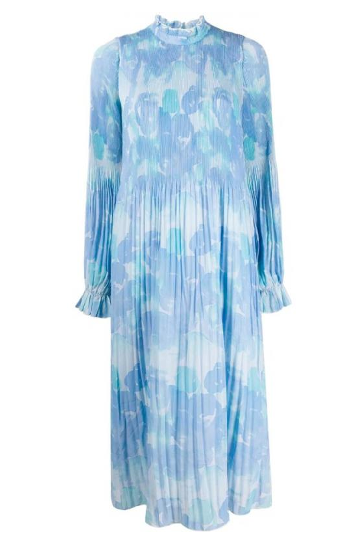 Louisa Printed Dress