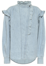 Load image into Gallery viewer, Iro Denim Shirt