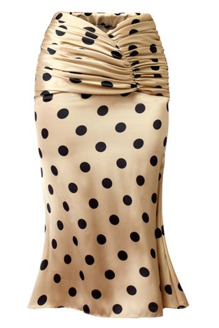 Polly Polka Dot Skirt