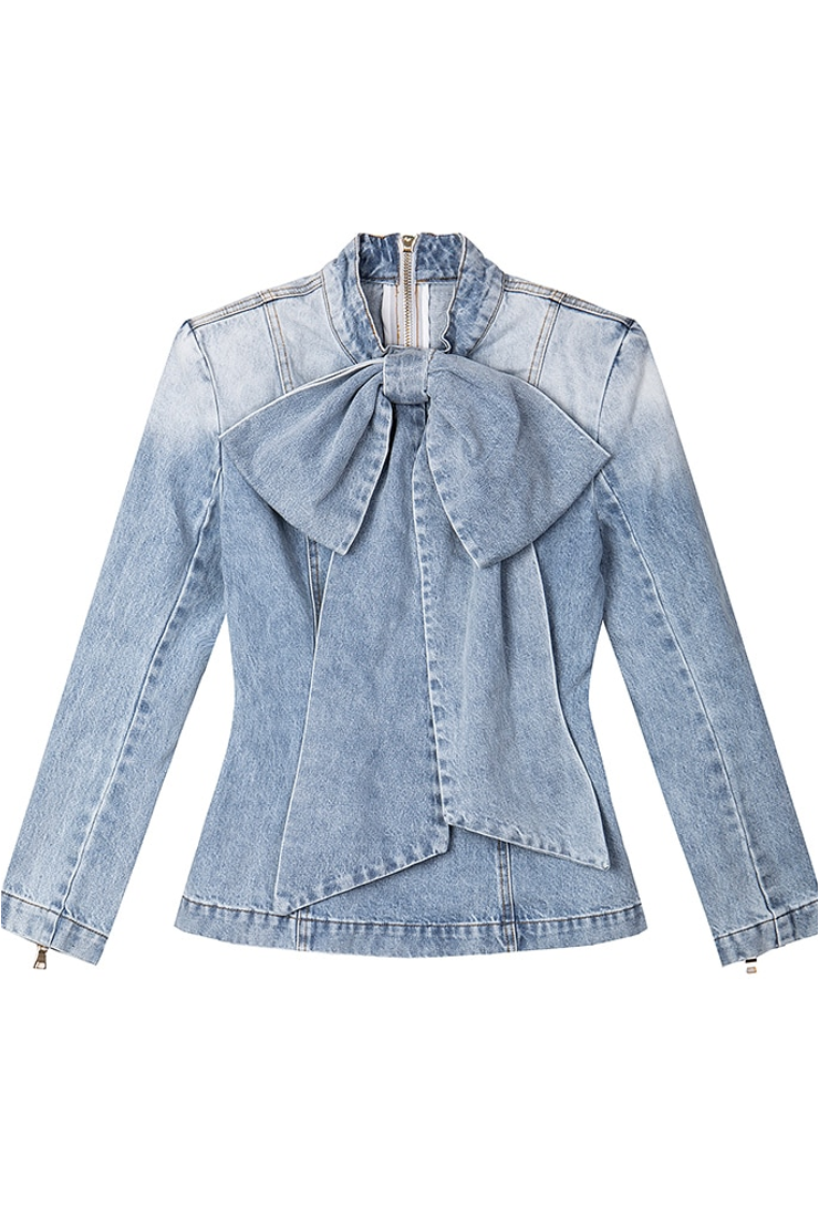 Daphine Denim Top
