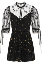 Load image into Gallery viewer, Laurene Playsuit - Black