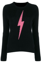 Load image into Gallery viewer, Bolt Cashmere Sweater