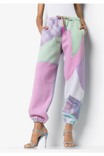 Load image into Gallery viewer, Fleura Patch Pants