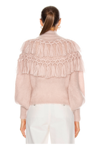 Syrienne Sweater - Pink