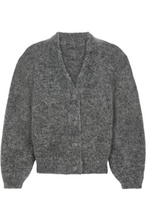 Load image into Gallery viewer, Zara Cropped Cardigan - Grey