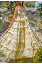Load image into Gallery viewer, Isla Maxi - Yellow