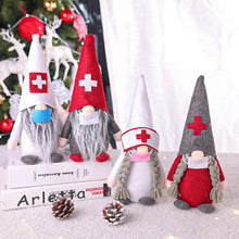 Load image into Gallery viewer, Christmas Elf Christmas Faceless Decorations Santa Claus
