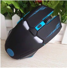 Load image into Gallery viewer, Wireless Mouse 2.4G Portable Optical Mouse with USB Nano Receiver
