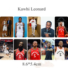 Load image into Gallery viewer, NBA Basketball Star Card Stickers