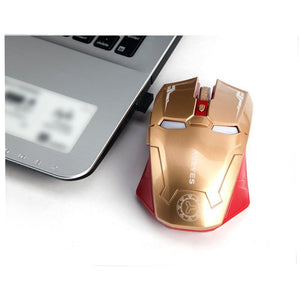 Wireless Mouse 2.4G Portable Optical Mouse with USB Nano Receiver