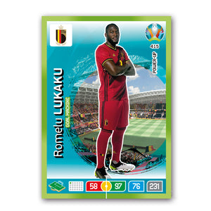 5 Packs Euro 2020 official Star Card Blind Pack (8 cards/pack) Random Card